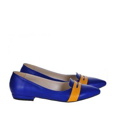balerini-piele-albastru-electric-mango-1