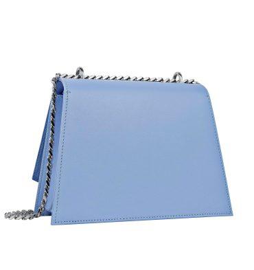 Geanta mini bleu serenity