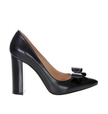 pantofi-negri-piele-toc-gros-1