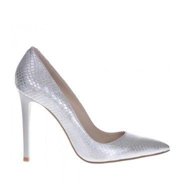 pantofi-stiletto-argintii-imprimeu-sarpe-1