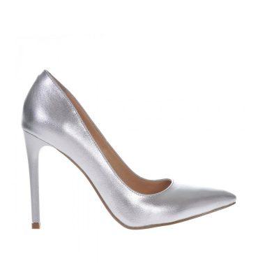 pantofi-stiletto-argintii-piele-1