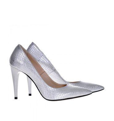 pantofi-stiletto-argintii-piele-imprimeu-sarpe-1