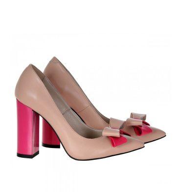 pantofi-stiletto-piele-bej-roz-1