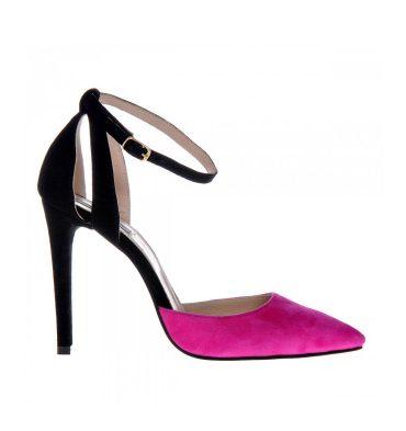 pantofi-stiletto-piele-intoarsa-fucsia-negru-1