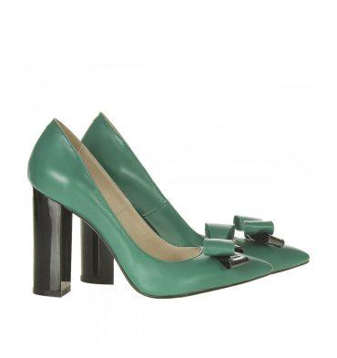 pantofi-verzi-toc-gros-1