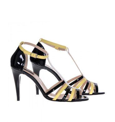 sandale-piele-negru-galben-alb-1
