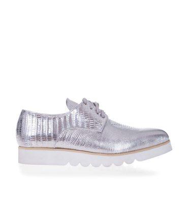 pantofi-oxford-argintii-piele-imprimeu-sarpe-1