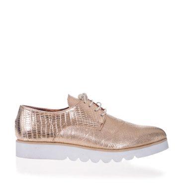 pantofi-oxford-aurii-piele-imprimeu-croco-1
