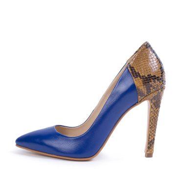 pantofi-piele-albastru-regal-imprimeu-sarpe-1