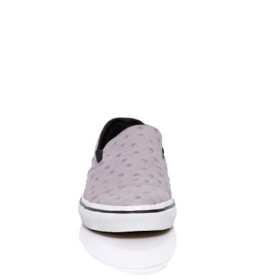 Sneakers dama gri piele
