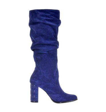 cizme-albastru-regal-piele-intoarsa-fronsate-1