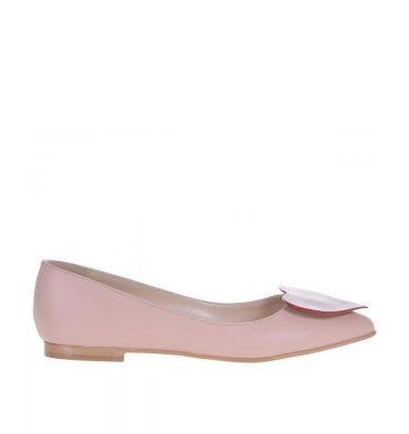 balerini-piele-nude-roze-inimioara-rosie-1