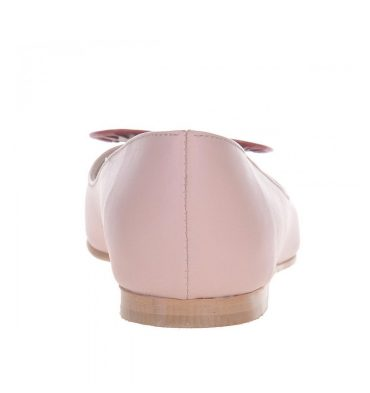 Balerini piele nude roze inimioara rosie