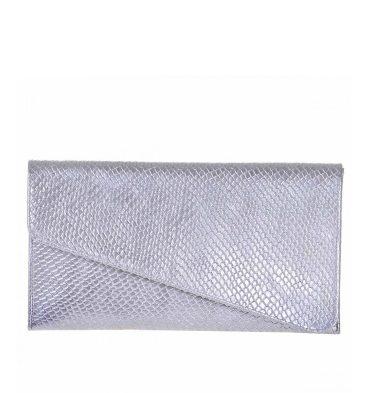 plic-argintiu-piele-imprimeu-sarpe-1