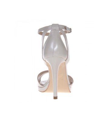 Sandale mireasa piele ivory