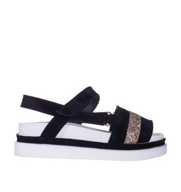 sandale-joase-piele-intoarsa-neagra-si-glitter-1