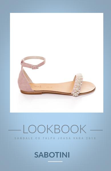 Vara aceasta simte-te confortabil in sandale cu talpa joasa!