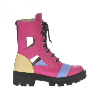 bocanci-decupati-dama-piele-roz-bleu-galben-1
