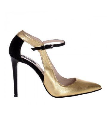 pantofi-eleganti-stiletto-piele-aurie-piele-neagra-1