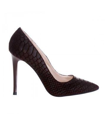pantofi-maro-stiletto-piele-imprimeu-sarpe-1