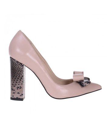 pantofi-toc-gros-piele-bej-piele-imprimeu-sarpe-1