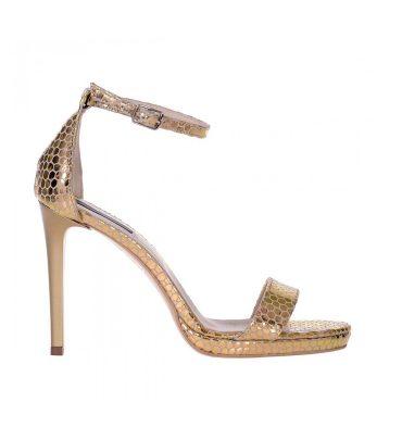 sandale-elegante-dama-aurii-piele-imprimeu-1