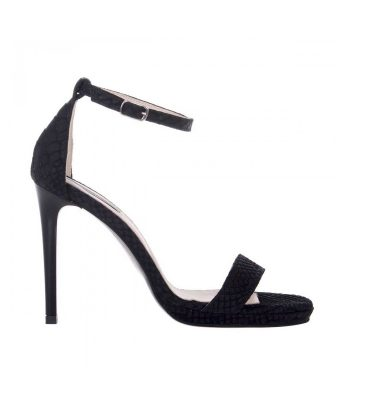 sandale-elegante-negre-piele-imprimeu-sarpe-toc-inalt-1
