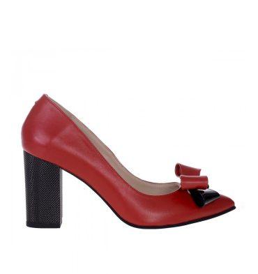 pantofi-rosii-toc-gros-piele-naturala-1