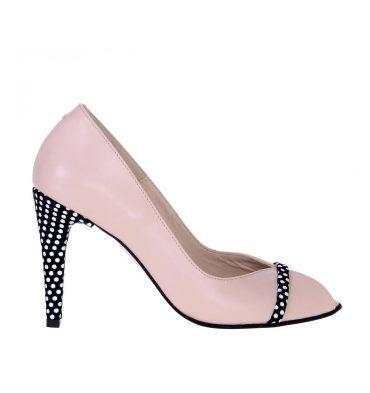pantofi-dama-peep-toe-piele-nude-roze-piele-cu-buline-1