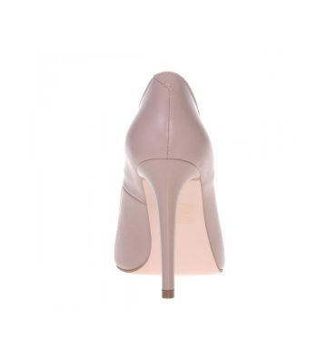 Pantofi nude inchis stiletto piele naturala