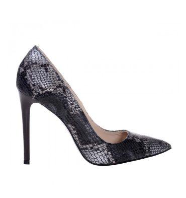 pantofi-stiletto-gri-inchis-piele-imprimeu-sarpe-1