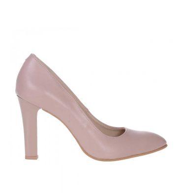 pantofi-office-nude-inchis-piele-naturala-toc-gros-1