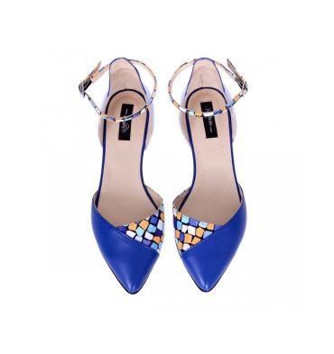 balerini-varf-ascutit-piele-albastru-electric-piele-bleu-si piele-imprimeu-1