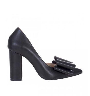 pantofi-negri-dama-piele-naturala-toc-gros-1