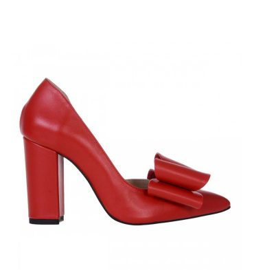 pantofi-rosii-decupati-piele-naturala-toc-gros-1
