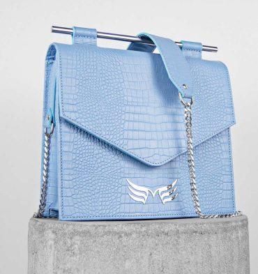 geanta-patrata-din-piele-bleu-cu-imprimeu-croco-1