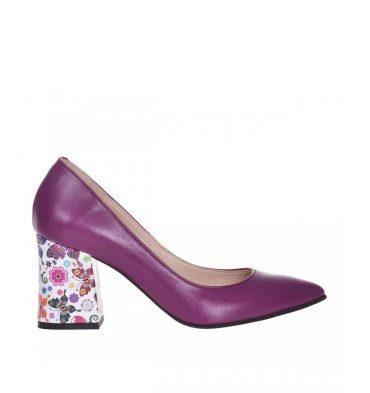 pantofi-dama-toc-jos-piele-mov-si-piele-colorata-cu-print-fluturi-1