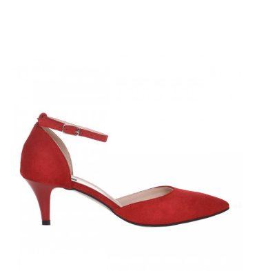 pantofi-stiletto-rosii-piele-intoarsa-toc-jos-1