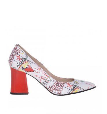 pantofi-comozi-din-piele-alba-cu-imprimeu-colorat-1