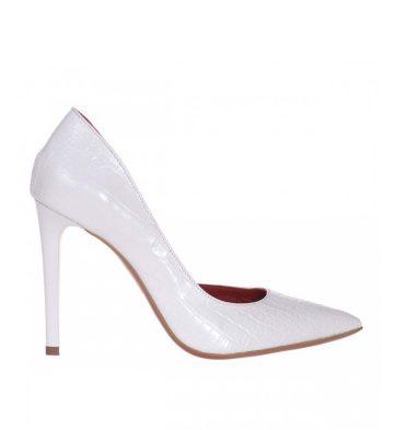 pantofi-decupati-stiletto-din-piele-alba-cu-print-croco-1