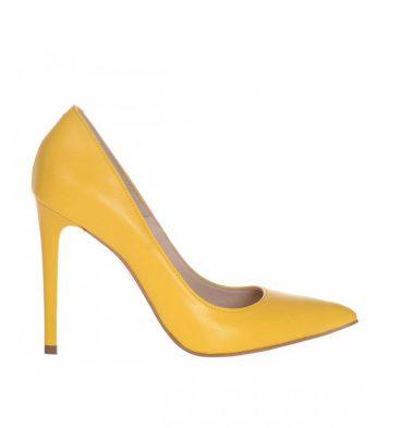 pantofi-galbeni-inalti-piele-naturala-1